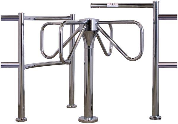 4 Arm Turnstile   Products   Turnstile Security Systems Inc.